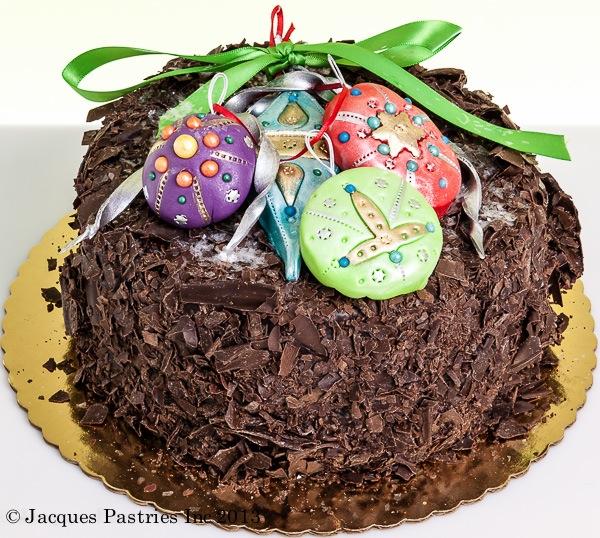 Ornament Torte Cake $60