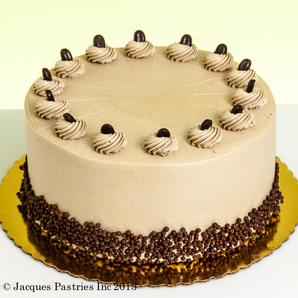 Mocha Truffle Torte