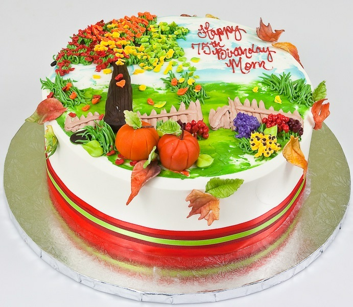 Fall Birthday Cake Ideas For Adults 9273 Fall Birthday Cake