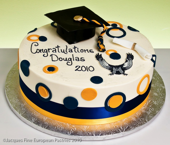graduation cake designs Photo