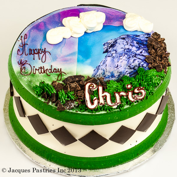 Image result for birthday cake chris Jeep