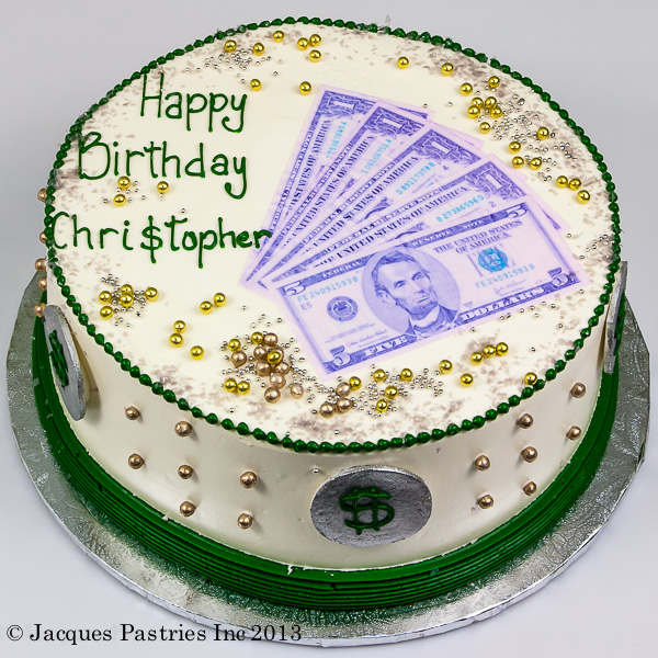 Money Cake Teenage Cakes