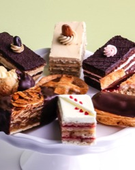 Jacques Fine European Pastries The Best Tasting Cakes In
