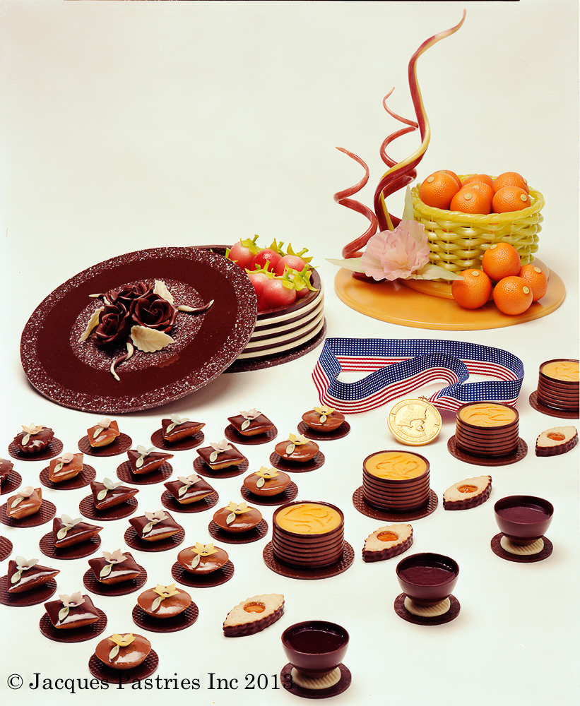 Jacques Pastry Competitions