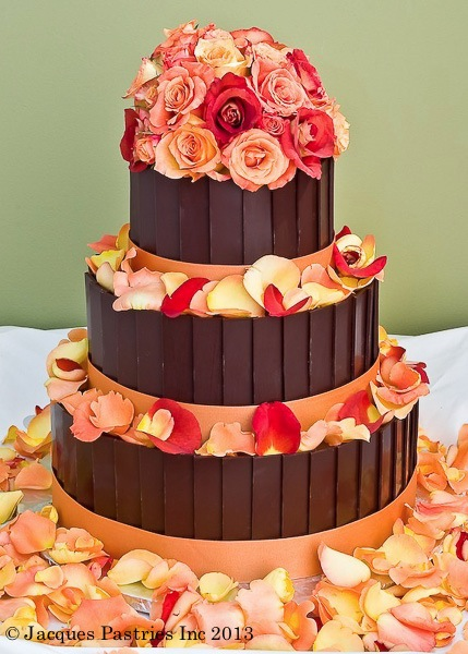 Fall Wedding Cakes