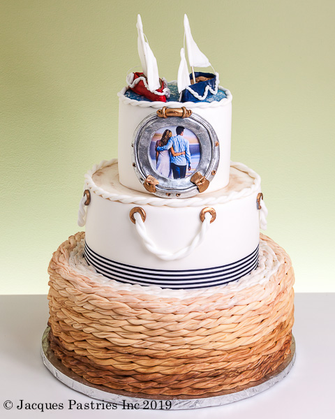 Ocean Bliss Cake