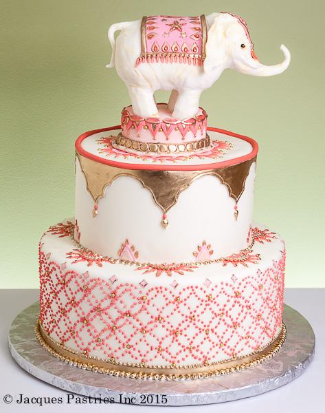 Shakespeare Birthday Cake