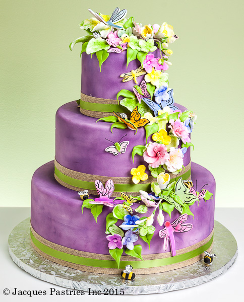 Theme Wedding Cakes
